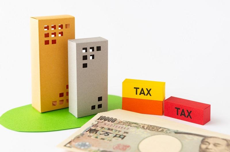 老人ホーム 税金-税金