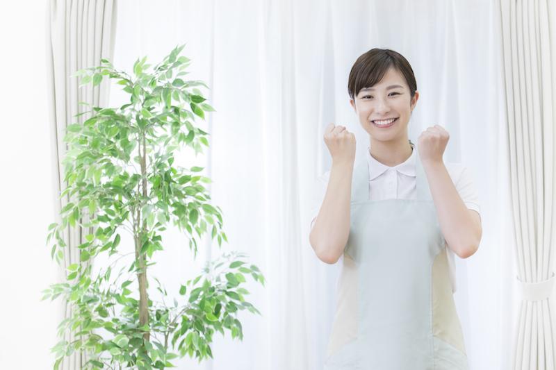 ケアマネージャー 選び方-ケアマネージャーの女性