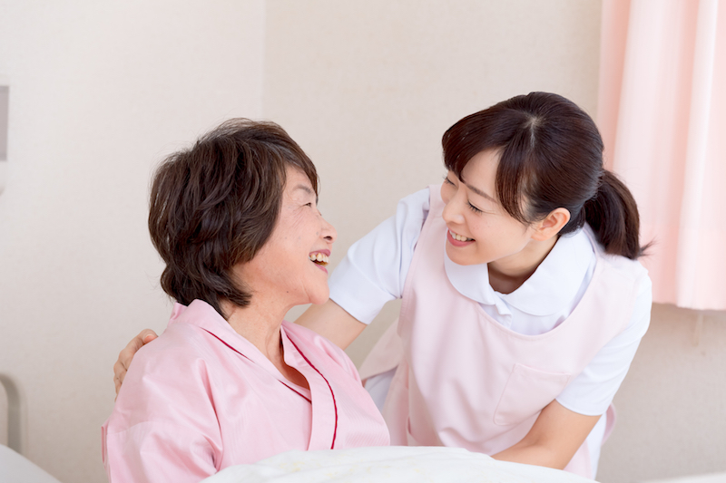 療養型病院 埼玉-療養型病院の看護師とシニア