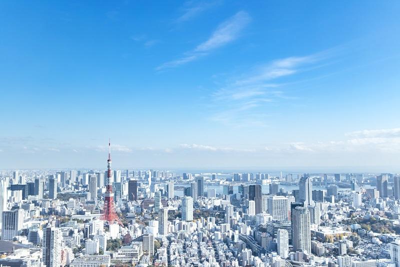 軽費老人ホーム 東京-東京都の風景