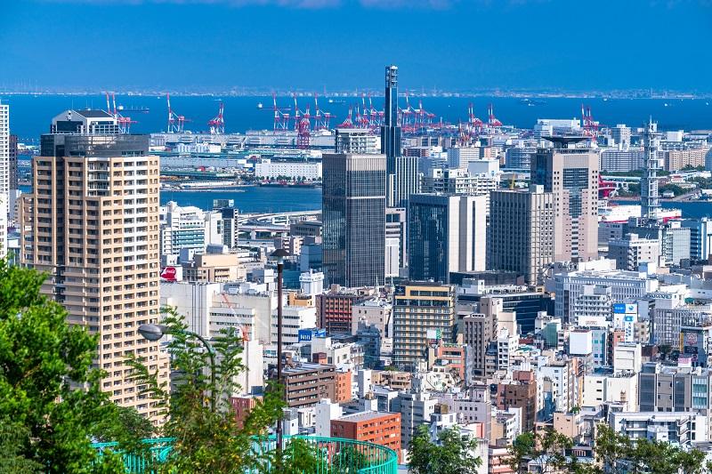 シニア向け分譲マンション 神戸-神戸市のシニア向け分譲マンション